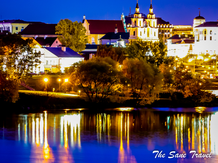 minsk night autumn www.thesanetravel.com 1570608