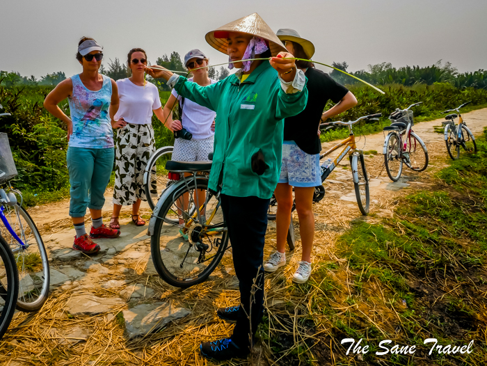 7 heaven and earth bicycle tour hoi an www.thesanetravel.com