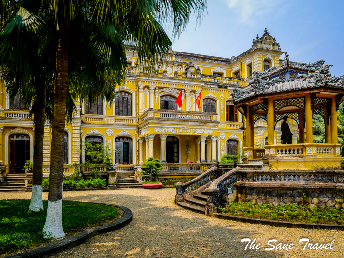 9 an dinh palace hue www.thesanetravel.com