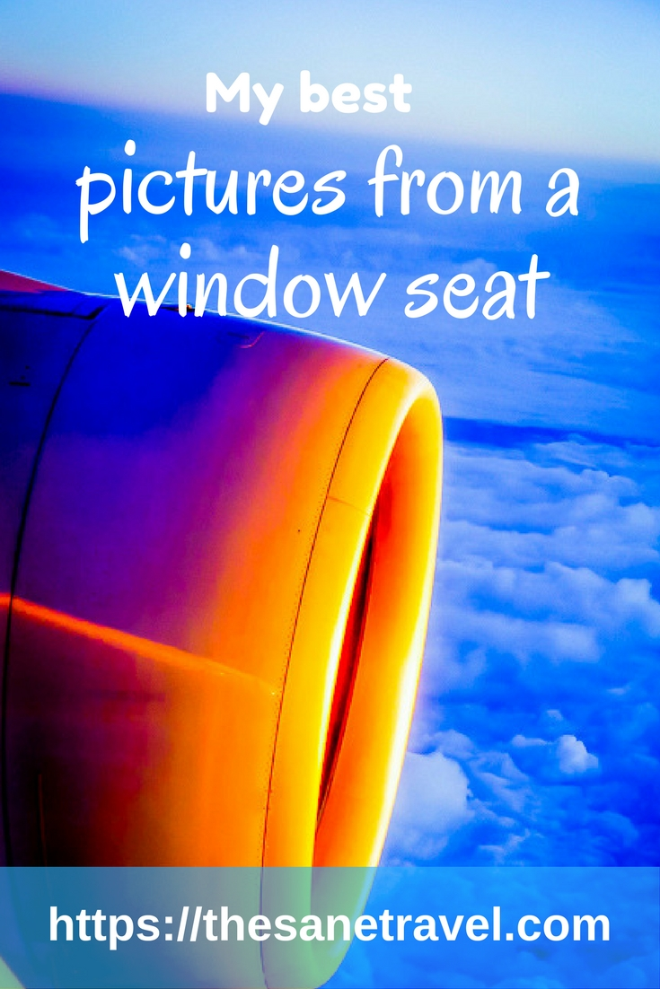 Pictures from a window seat