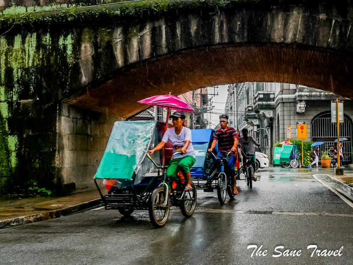 18 pedicabs intramuros manila philippines www.thesanetravel.com 1150160