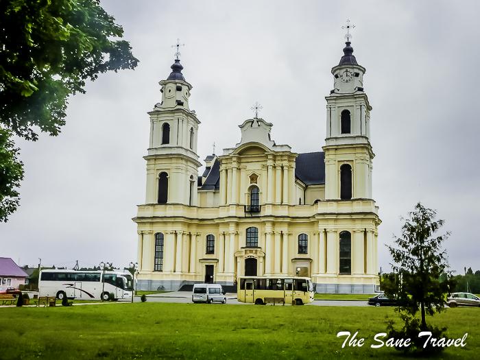 Budslav Cathedral