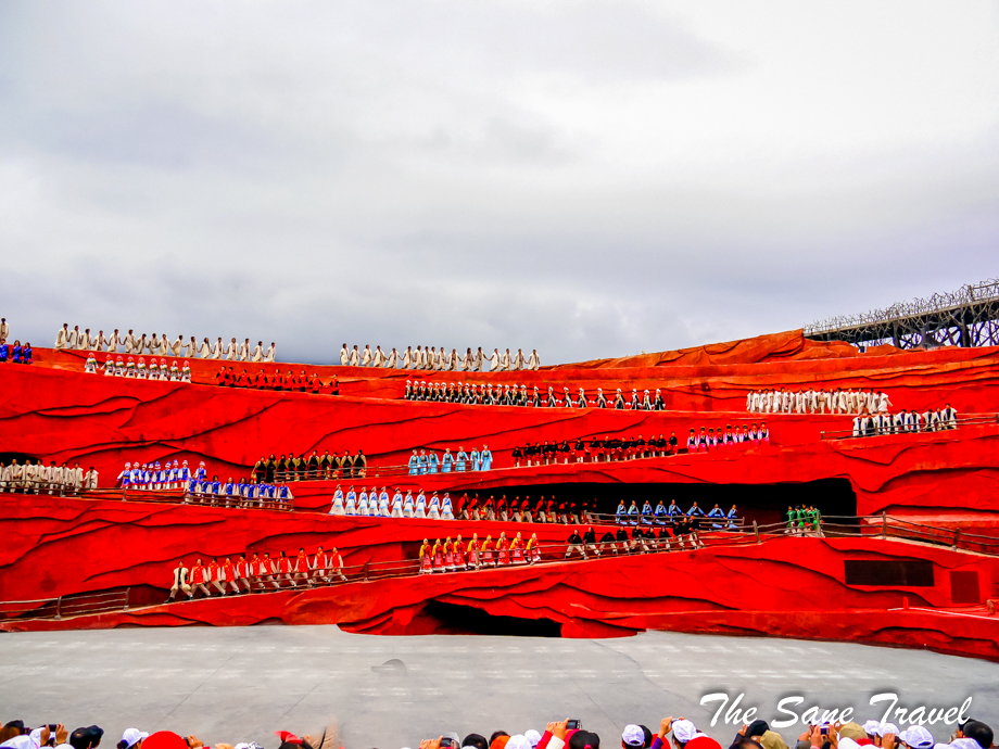 Impression Lijiang Show 4