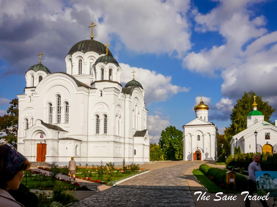 Saviour-St.Euphrosyne monastery