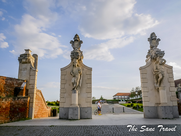 Uncover 2000 years of history in Alba Iulia Citadel, Romania
