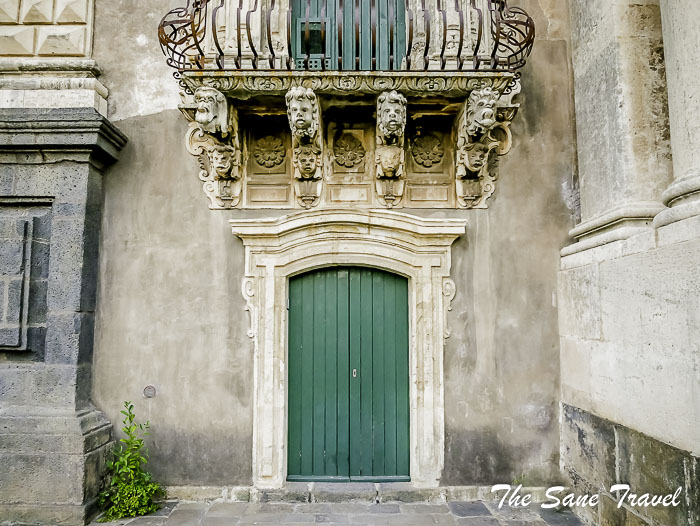 Self-guided walking tour of Catania, Sicily