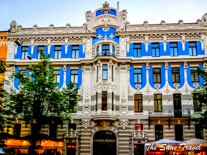 how to become an expert of riga s art nouveau architecture in half