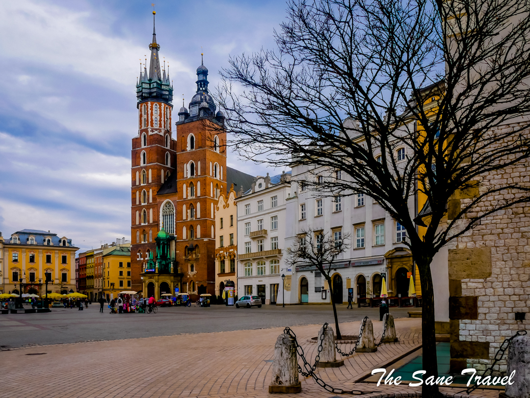 How to see the best of Krakow in one day