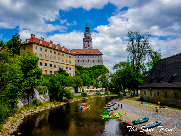 20 pictures that will make you schedule your trip to Český Krumlov right now