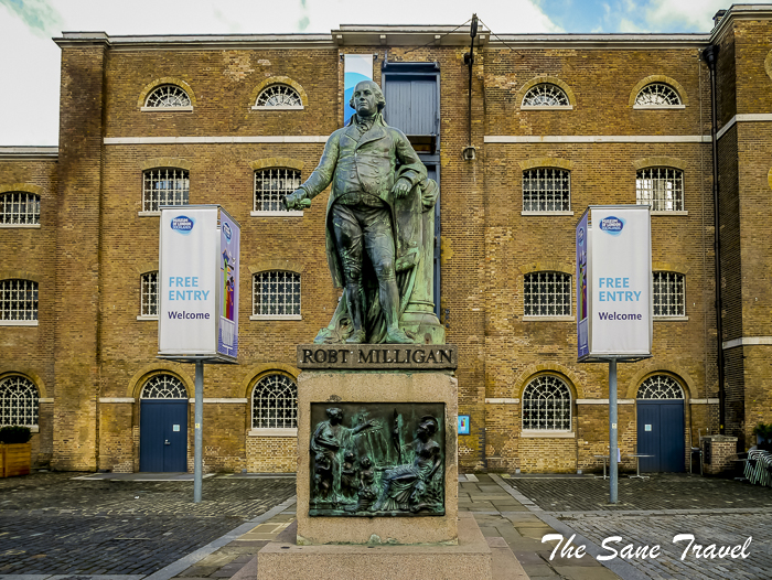 51 docklands museum london thesanetravel.com 1370710