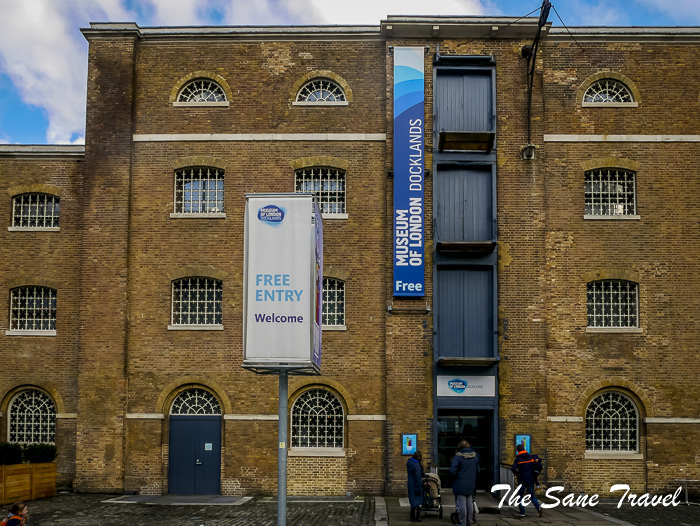 51 docklands museum london thesanetravel.com 1370711
