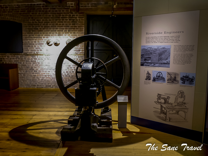 53 docklands museum london thesanetravel.com 1370730