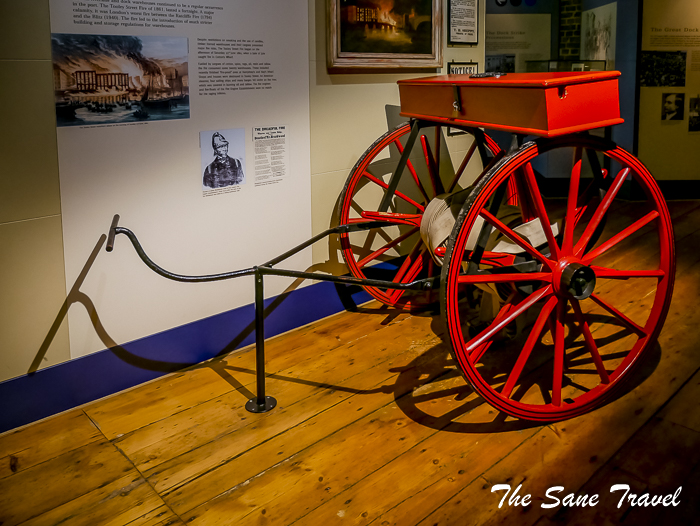 54 docklands museum london thesanetravel.com 1370731