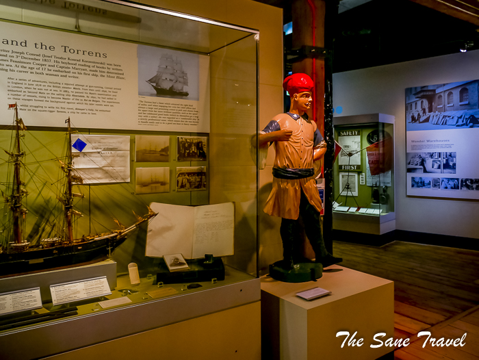 55 docklands museum london thesanetravel.com 1370733
