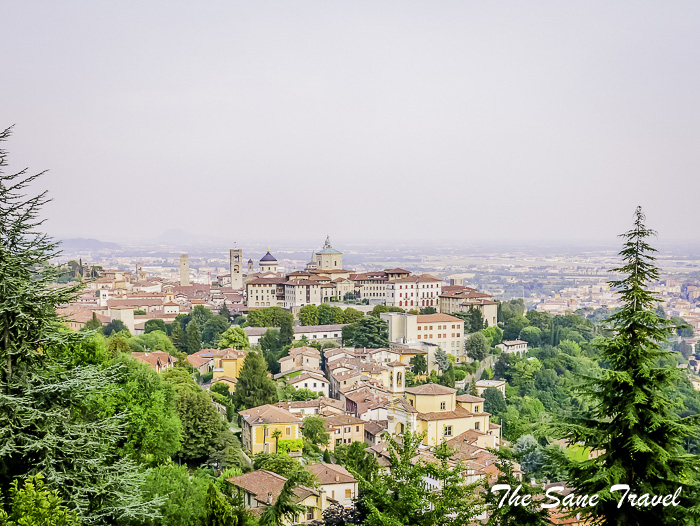 How to spend a day in Bergamo