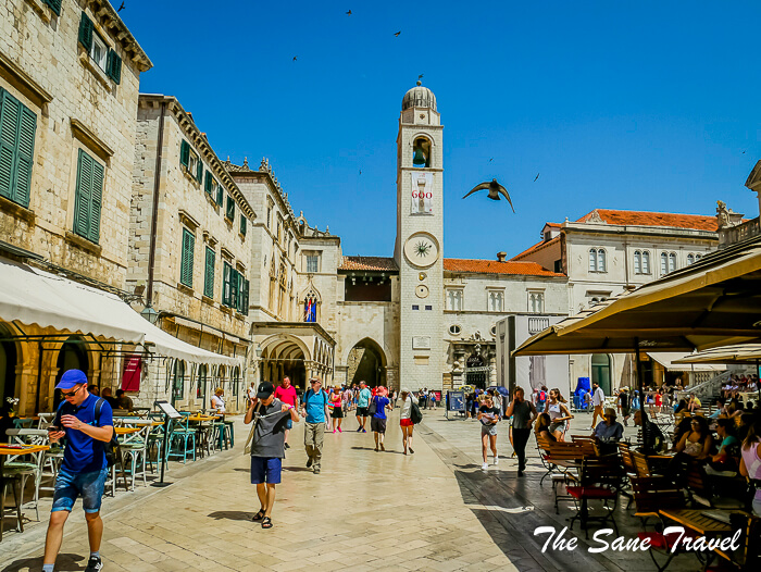 Best things to do in Dubrovnik in two days