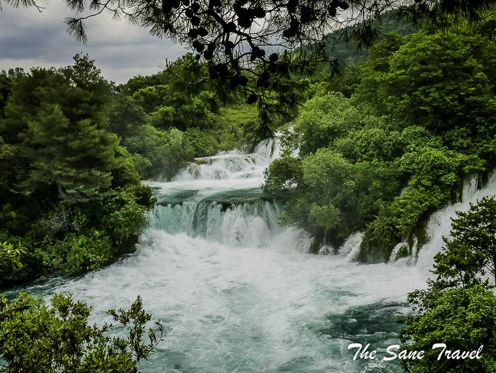 How to visit Krka National Park by public transport