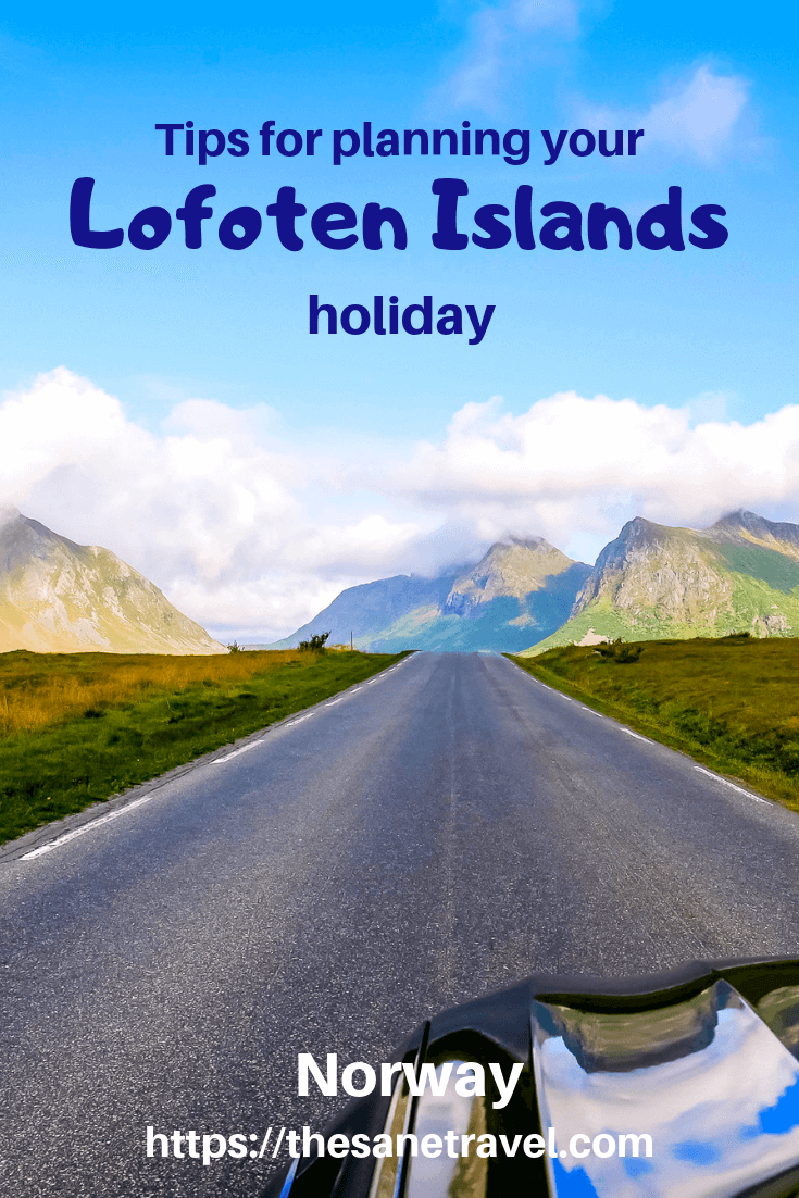 The Lofoten Islands is an archipelago in Norway, 300 km to the north of the Arctic Circle. If you have been to Norway, you know that this country is awesome. And Lofoten is a jewel in the crown of Norway awesomeness. The archipelago is roughly 150 km long and made up of seven main islands. The National Scenic Route E 10 runs through some of the country's most dramatic landscapes and is exceptionally beautiful. #visitLofoten #visitNorway #travelblog #travelphotography