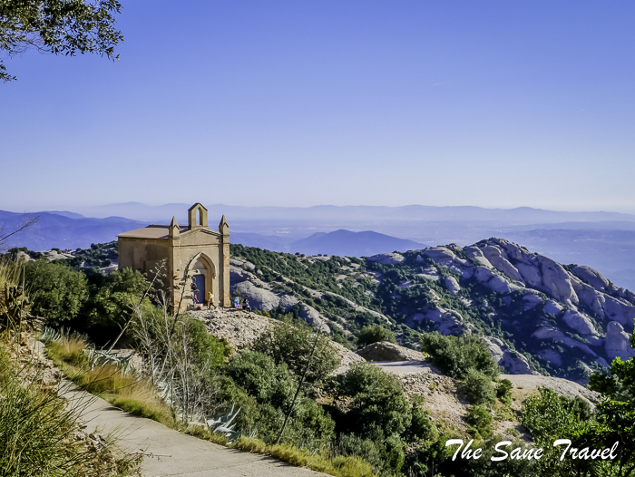 Carte Barcelone Montserrat.How To Plan Your Day Trip From Barcelona To Montserrat