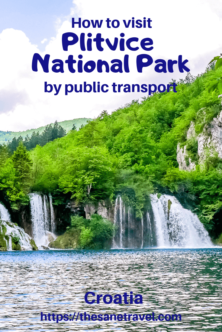 If you love waterfalls, lakes and the beauty of nature, then Plitvice lakes and waterfalls in Croatia is a place for you to visit. Each year, up to 1.5 million people visit the UNESCO heritage listed Plitvice National Park. So to make sure you secure your visit you have to plan your trip properly. Here is some advice to do it using public transport. #croatiatravel #plitvicelakescroatia #travelblog #plitvicewaterfalls #plitvicelakes #travelphotography #europetravel