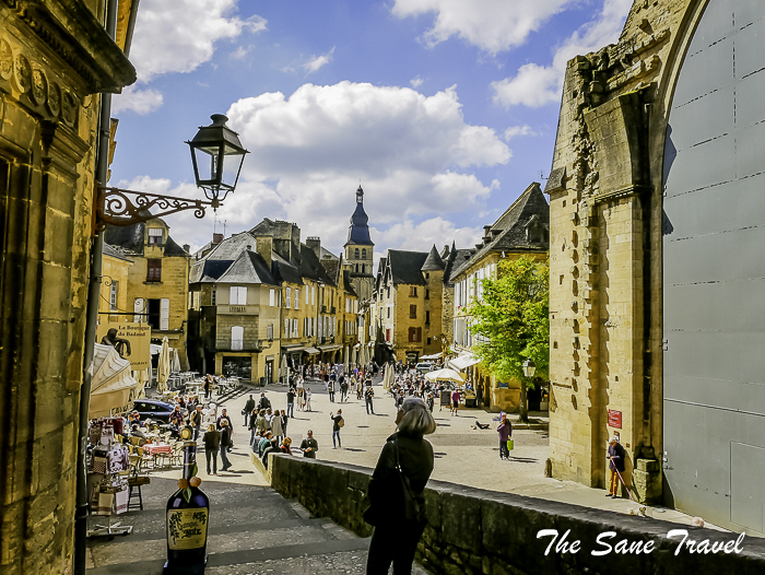 Things to see in Sarlat, France