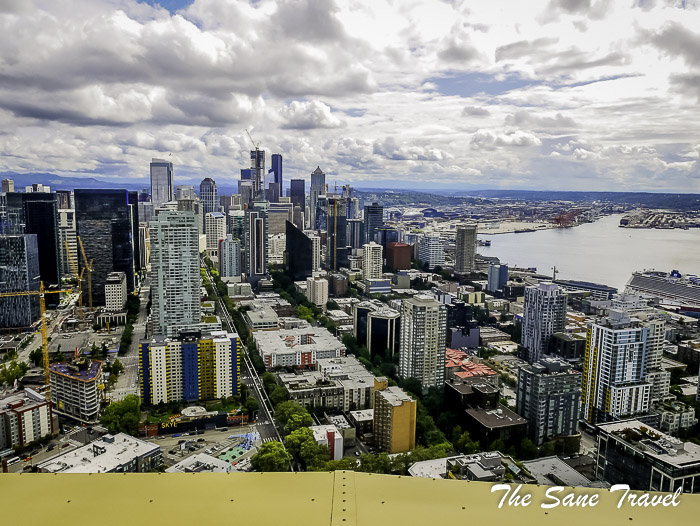 Self-guided tour of Seattle, Washington