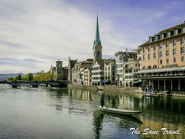 Best things to do in Zurich