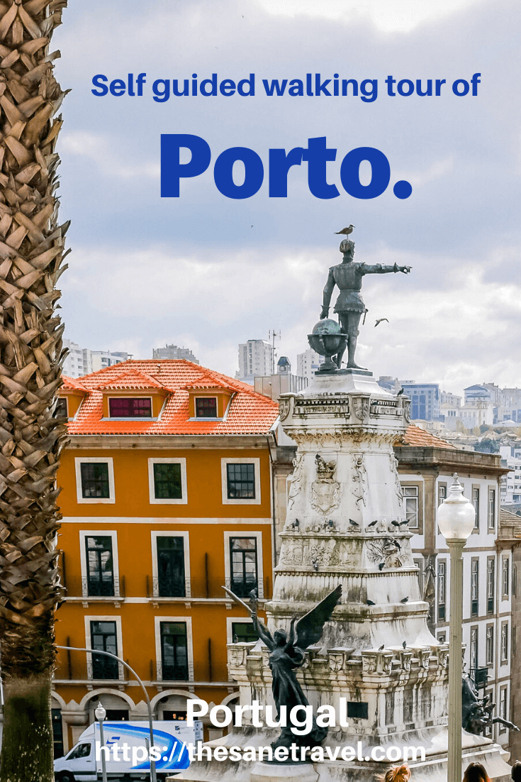 Porto in the north of Portugal is a Harry Potter destination, and if you want to explore the city it on your own, you might find this self-guided walking tour useful.  Make sure to visit São Bento station, Livraria Lello, impressive Sé Catedral do Porto and iconic Dom Luis I bridge.  Get the best views of Porto from Clérigos Tower. Bolsa Palace is the must too. Porto is famous for its Port wine, so give it a try. #visitPorto #visitPortugal #travelphotography #travelblog