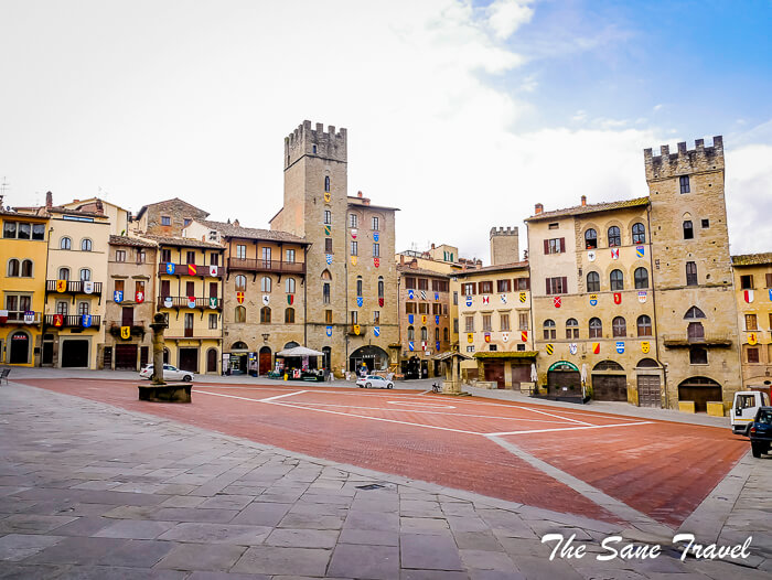 Top things to do in Arezzo, Tuscany