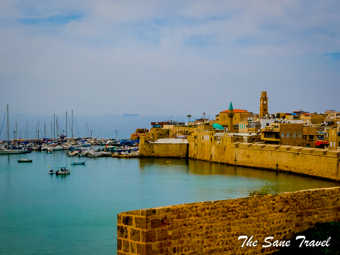 Acre, a great day trip from Tel Aviv