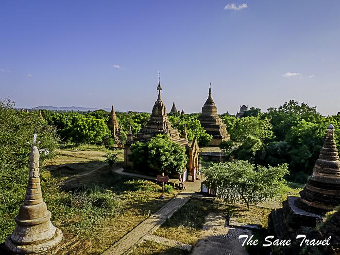 Best temples to visit in Bagan, Myanmar