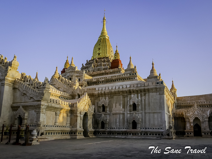 Best temples to visit in Bagan, Myanmar