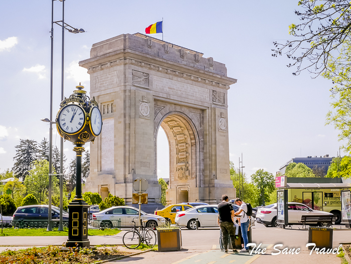 12 things to do in Bucharest in a day