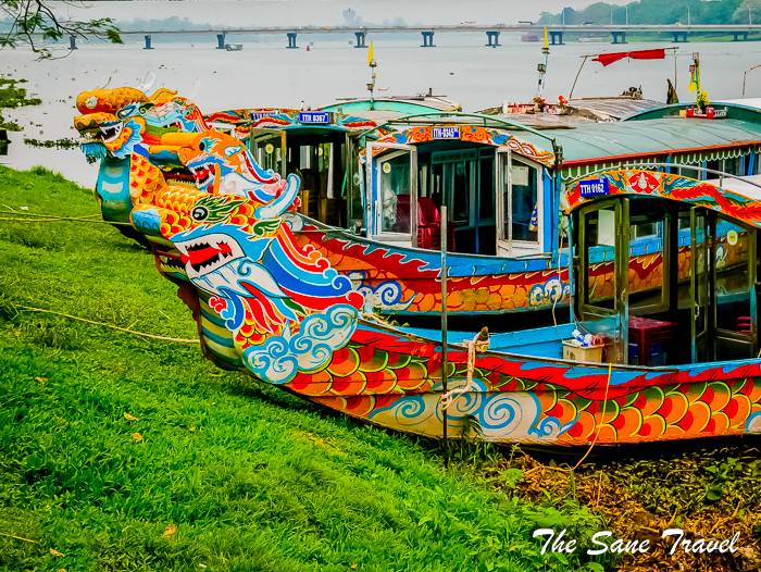 8 things to see in Hue, the Imperial city of Vietnam