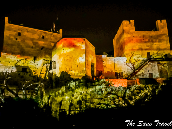 6 tower of david night spectacular jerusalem www.thesanetravel.com 1210341