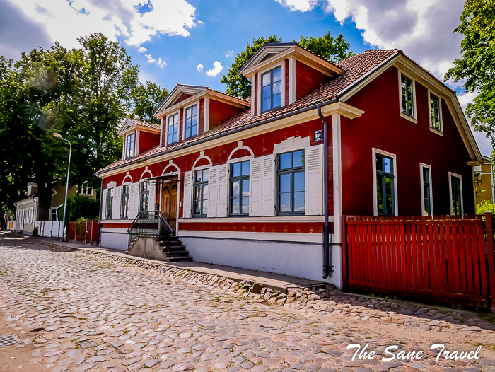 7 things to do in Kipsala neighbourhood in Riga