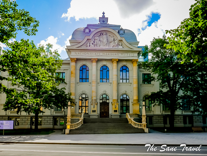 12 latvian museum national art www.thesanetravel.com 1070693