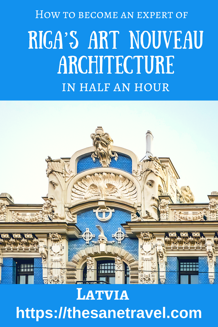 How To Become An Expert Of Riga S Art Nouveau Architecture