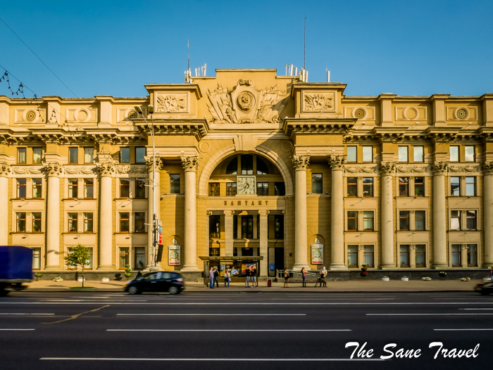Мы узнали что рекомендуют посмотреть в Минске туристам, иностранные турфирмы.