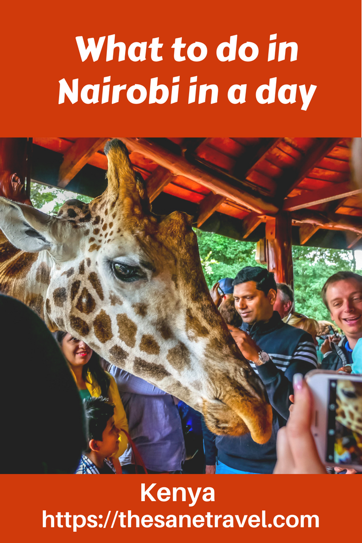 Heading to Kenya and wondering what to do in Nairobi? Here is my answer with an itinerary on how to spend your day with the best places to visit in Nairobi. #visitNairobi #travelitinerary #bestofNairobi #travelpics #travelphotography #travelblog #visitKenya