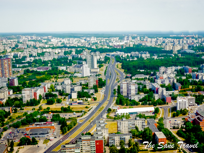28 view tv tower vilnius lithuania www.thesanetravel.com 1470009