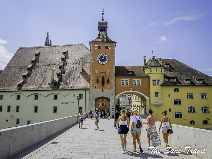 Best things to do in UNESCO listed Regensburg