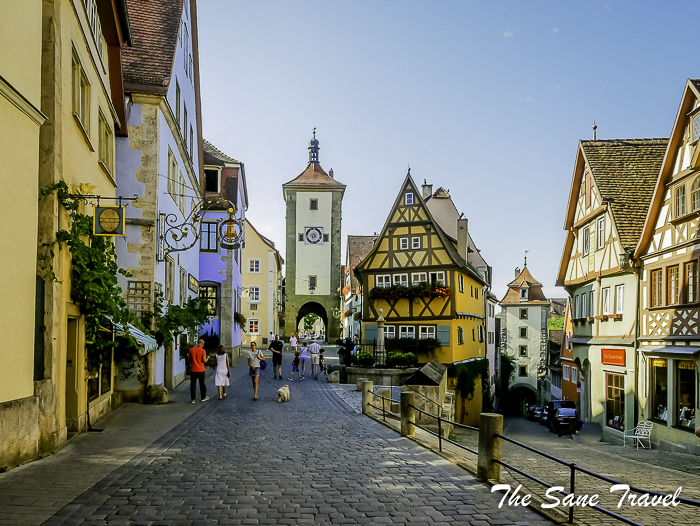 5 things to do in Rothenburg, Germany