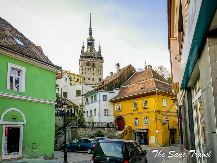 How to spend a day in Sighisoara, Romania