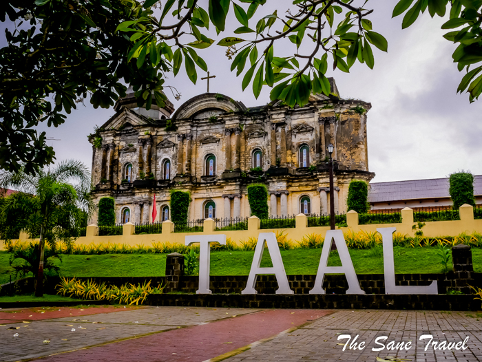 4 Must See Sights of Taal Heritage Town, the Philippines