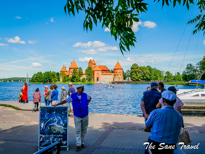 Trakai: a great day trip from Vilnius