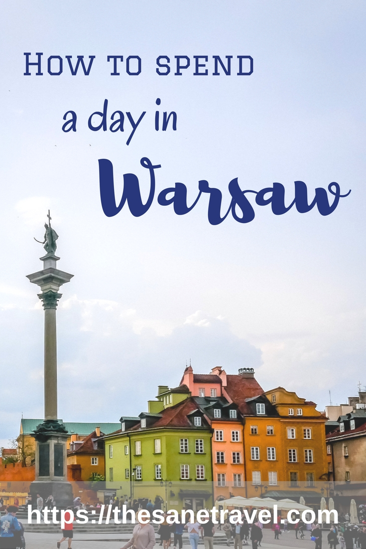 day in warsaw