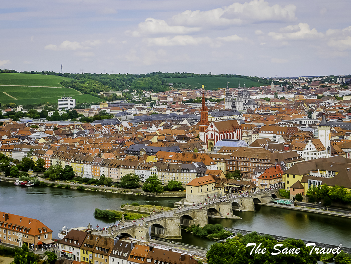 What to do in Wurzburg in a day