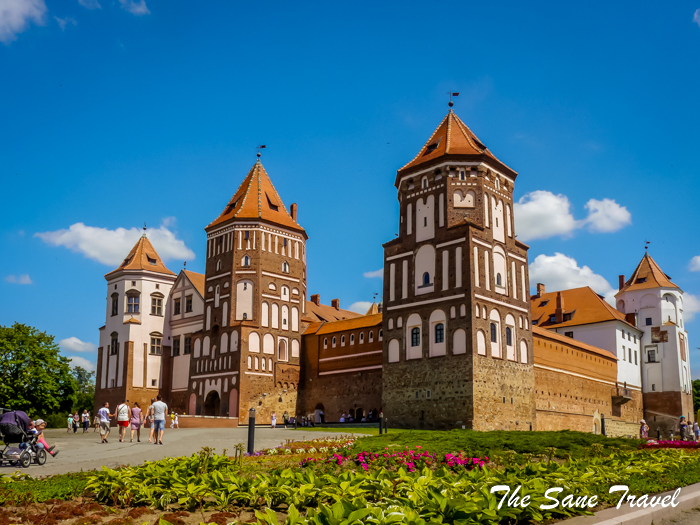 8 Castles, Palaces and Mansions of Belarus