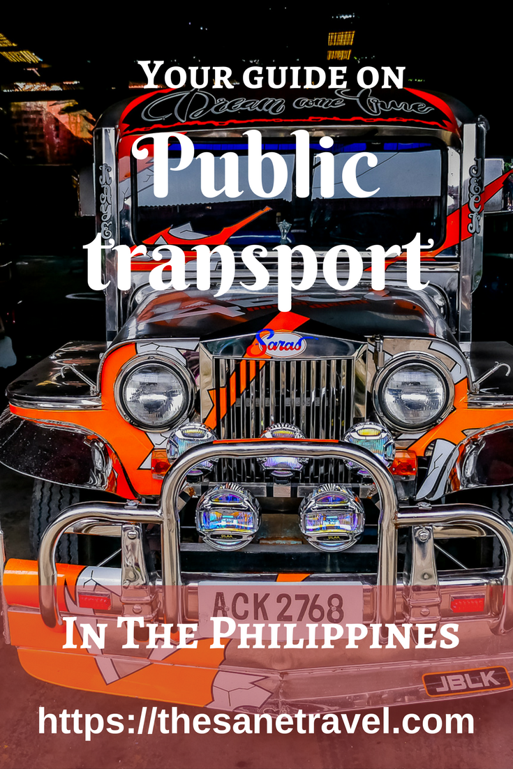 Check out the most common means of transportation across the #Philippines and see whether you'd like to try all or some of them. #visitPhilippines #travel #publictransport